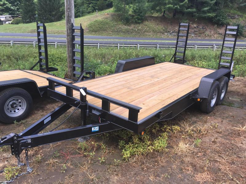 2018 Other (Not Listed) 82x18 7 Ton Equipment Trailer