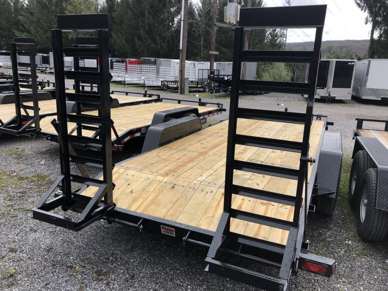 2019 Quality Trailers 82x20 7ton bumper pull Equipment Trailer