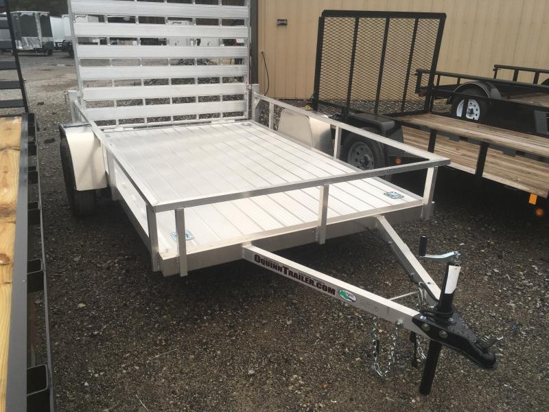 2019 Forest River Inc. 78x10 AFG all aluminum Utility Trailer