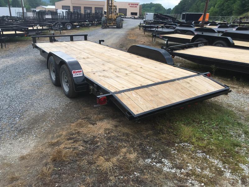 2018 Other 82x20 Wood Car Hauler Car / Racing Trailer