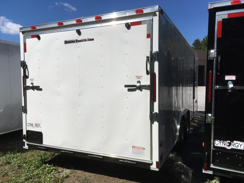 2019 Cynergy Cargo 8.5x20 7k car hauler Enclosed Cargo Trailer