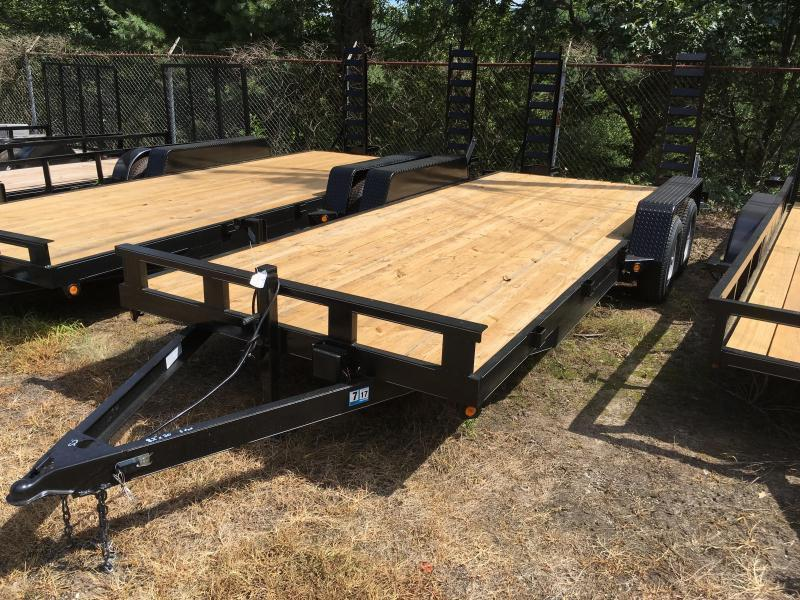 2018 Other (Not Listed) 82X20 5TON Equipment Trailer