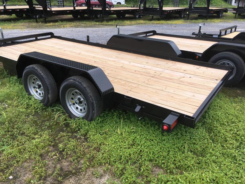 2019 Gatormade Trailers 16 wood car hauler Car / Racing Trailer