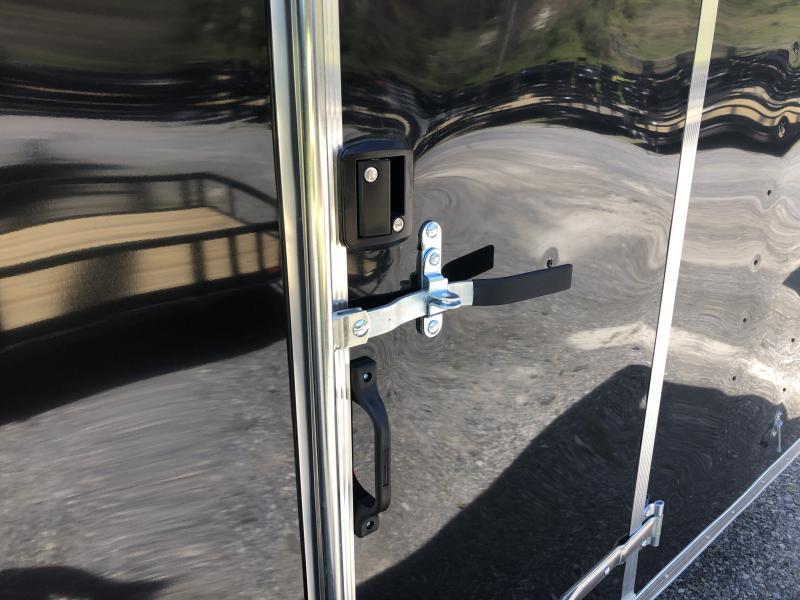 2019 Homesteader 824it 7' tall 5 ton spread axle car hauler Enclosed Cargo Trailer