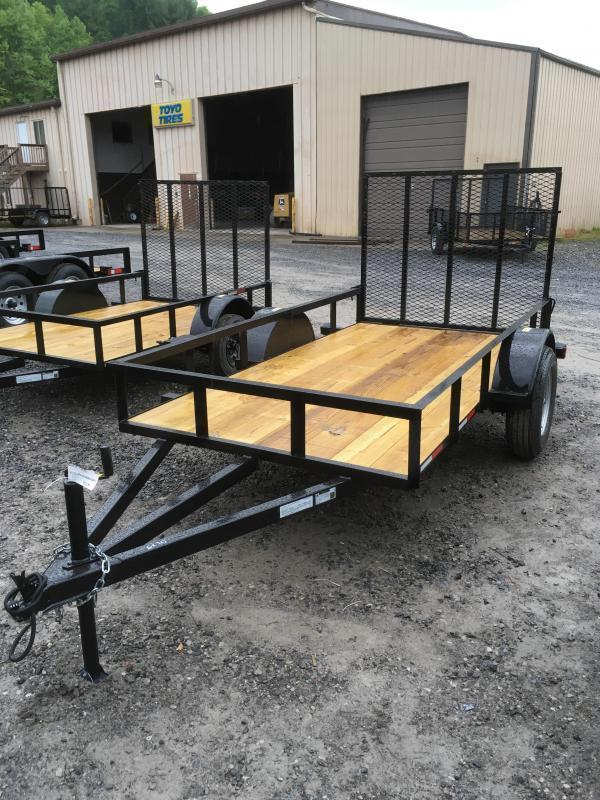 2018 Other 5x10 afg single axle utility Utility Trailer