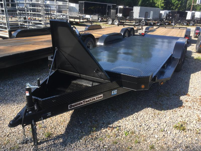 2019 Other (Not Listed) 20ft deluxe car hauler 5TON Car / Racing Trailer