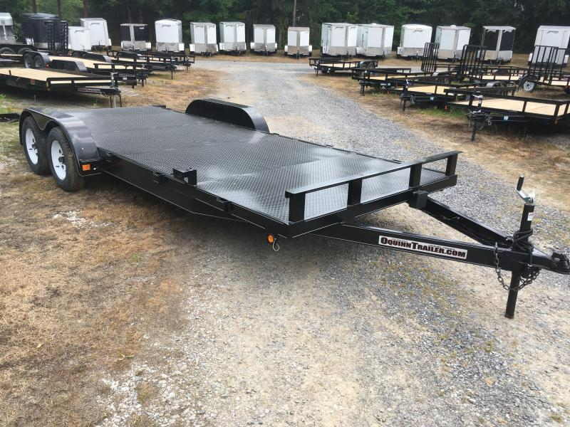 2018 Other 82x20 steel floor car hauler Car / Racing Trailer