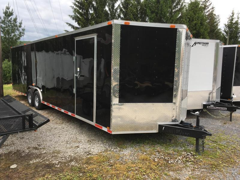 2019 Cynergy 8.5x28 5ton car hauler Enclosed Cargo Trailer