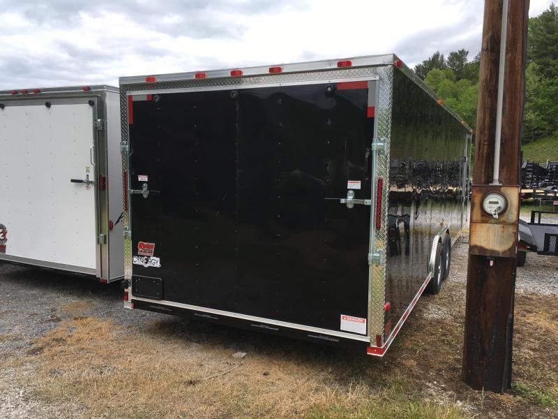 2019 Cynergy 8.5x28 5ton car hauler Enclosed Cargo Trailer