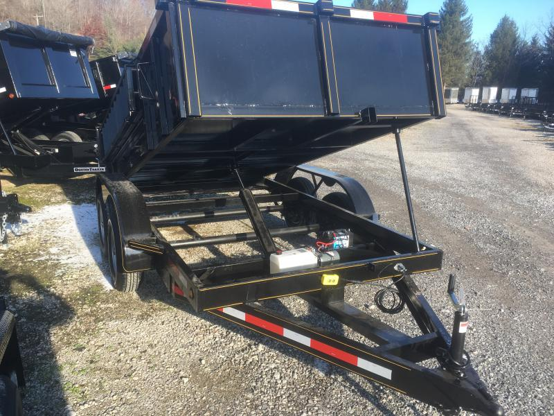 2019 Other 6x12 5ton low profile w/equipment pkg Dump Trailer