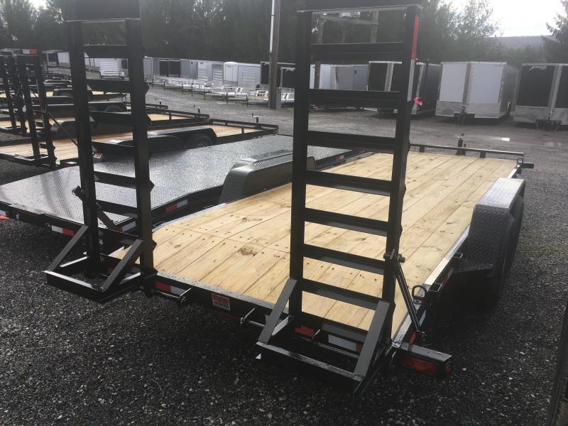 2018 Quality Trailers 82x20 7ton bumper pull Equipment Trailer