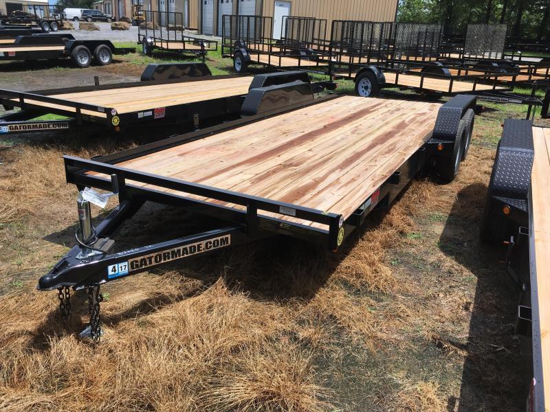 2018 Gatormade Trailers 20 wood car hauler Car / Racing Trailer