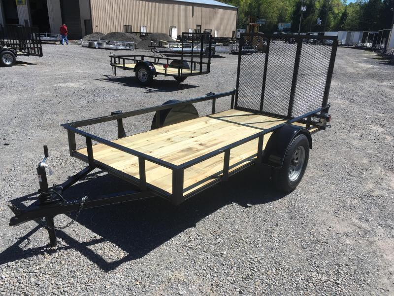 2019 Other 5x10 afg single axle utility Utility Trailer