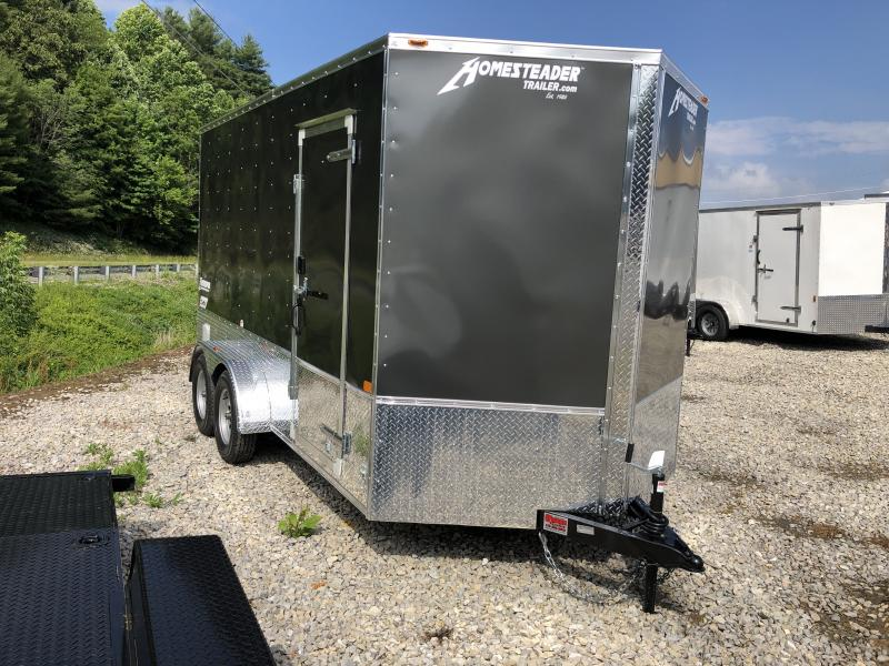 2020 Homesteader 7x14 Intrepid OHV Pkg 12