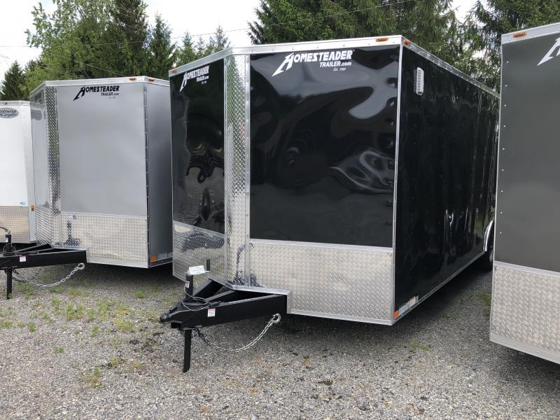 2020 Homesteader 24ft 5ton car hauler with escape door Enclosed Cargo Trailer