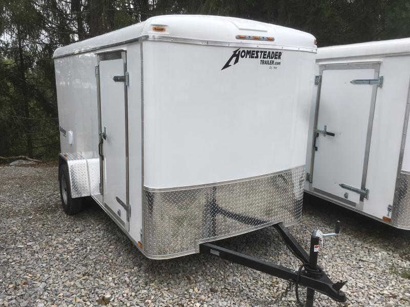 2019 Homesteader Inc. 6x12 challenger sd ramp Enclosed Cargo Trailer