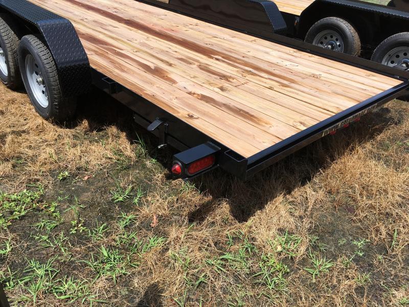 2019 Gatormade Trailers 20 wood car hauler Car / Racing Trailer