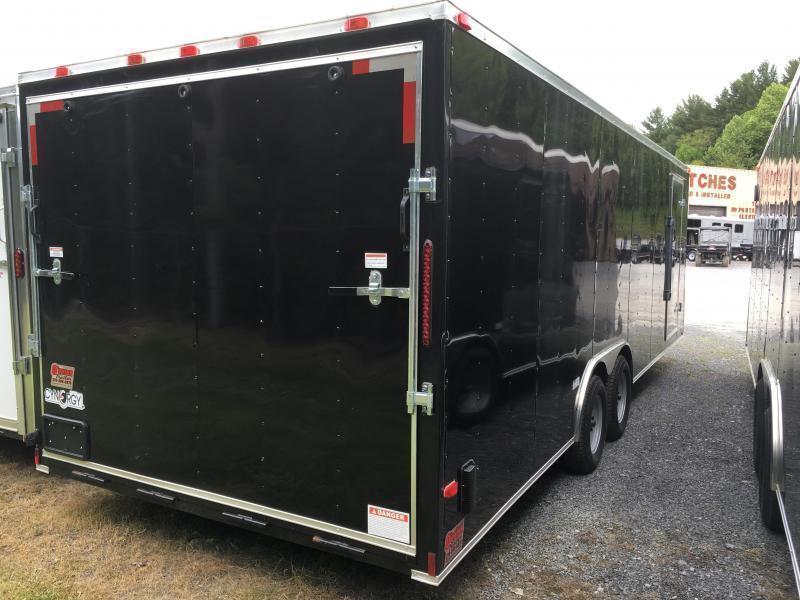 2019 Cynergy Cargo 8.5x24 3 1/2 ton car hauler Enclosed Cargo Trailer