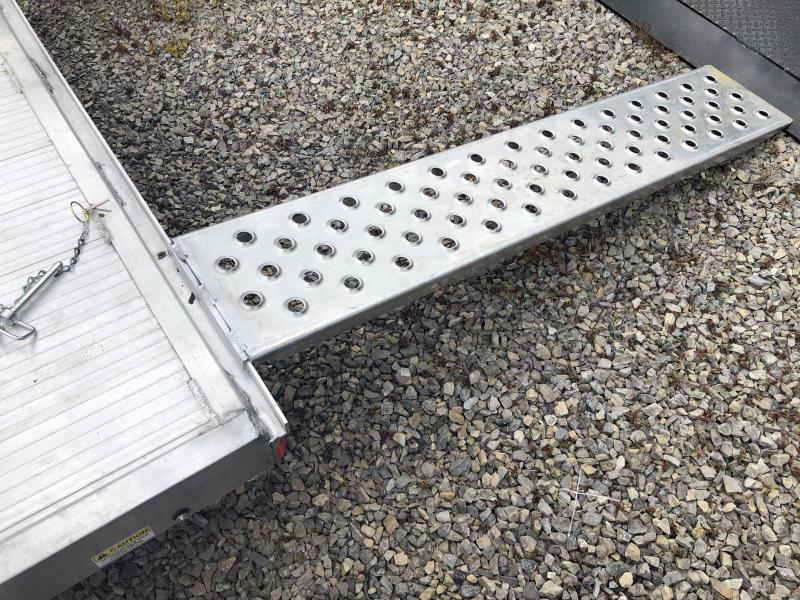 2020 Forest River Rance 20ft 5ton aluminum car hauler Car / Racing Trailer