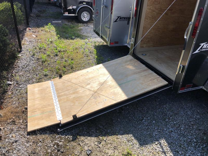 "2019 Homesteader Inc. 5x8 Intrepid sd ramp 6"" extra ht"