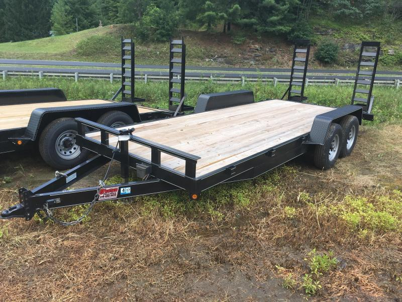 2019 Other (Not Listed) 82x20 7 Ton Equipment Trailer