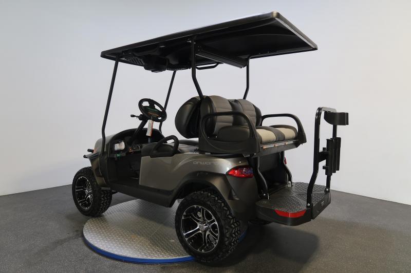 2020 Club Car Onward 4 Passenger Lifted Bluetooth Speaker