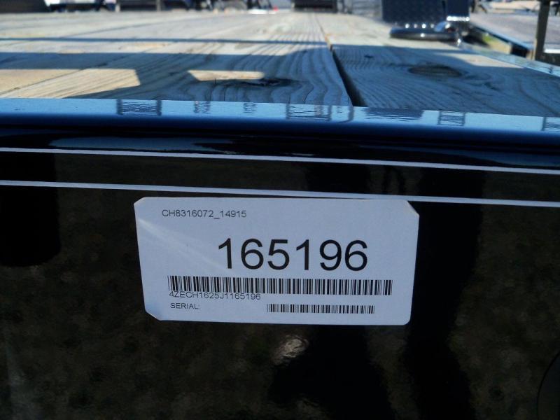 "2018 Load Trail 83"" X 16' Tandem Axle Carhauler Car / Racing Trailer"