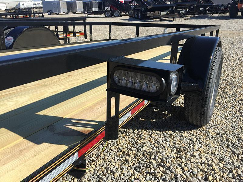 Heartland Tandem Axle Heavy Duty Utility Trailer 20 X 82