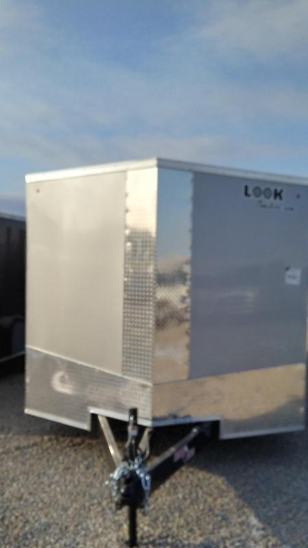 2017 Look Trailers 24 X 7 CARGO Enclosed Cargo Trailer