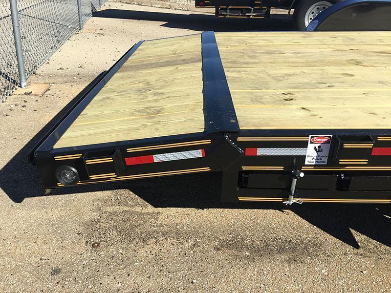 Heartland Standard Sure-Tilt Flatbed Trailer 22 X 82 14K