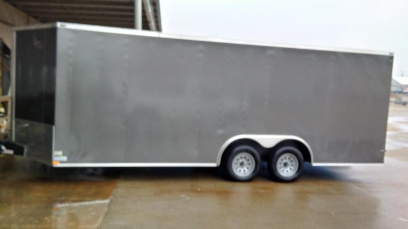 2017 Lark 20 X 8.5 CARGO Enclosed Cargo Trailer