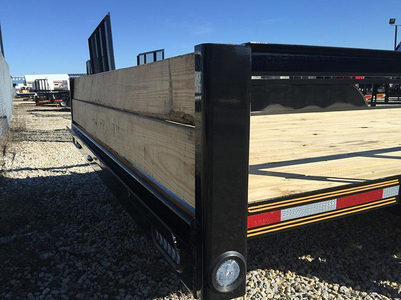 Heartland 16 X 82 Flatbed Trailer