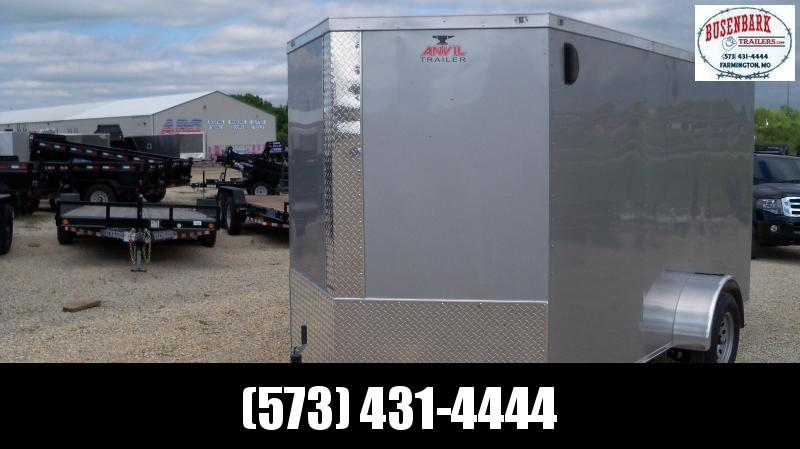 2019 Anvil AT6X12SA Enclosed Cargo Trailer