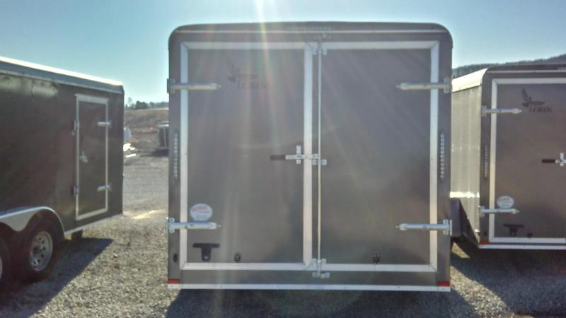 2017 Lark 16 X 7 CARGO Enclosed Cargo Trailer