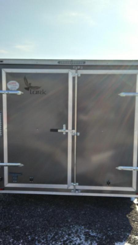 2017 Lark 7 X 14 CARGO Enclosed Cargo Trailer