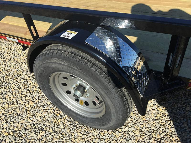 Heartland Tandem Axle Heavy Duty Utility Trailer 20 X 76