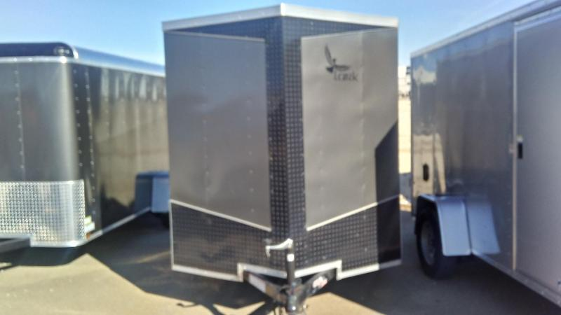 2017 Lark 10 X 6' CARGO Enclosed Cargo Trailer