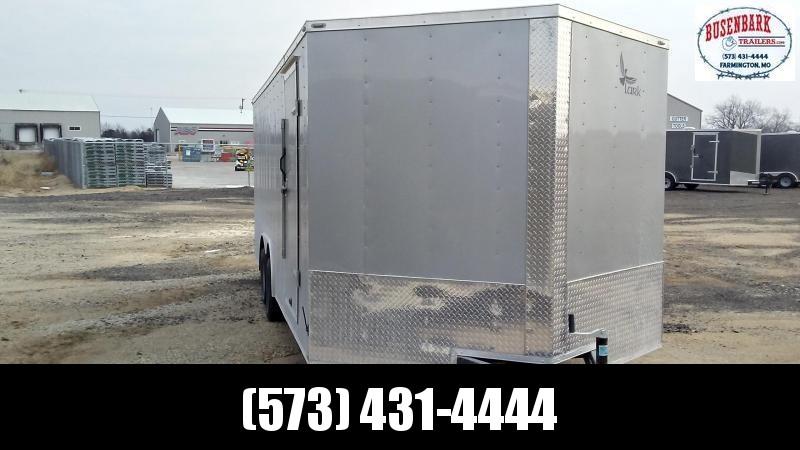 """Lark 20 X 102"""" Enclosed Cargo Trailer"""