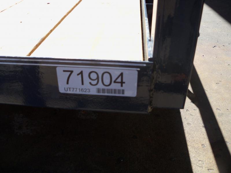 """77"""" X 16' CLASSIC UTILITY 7K"""