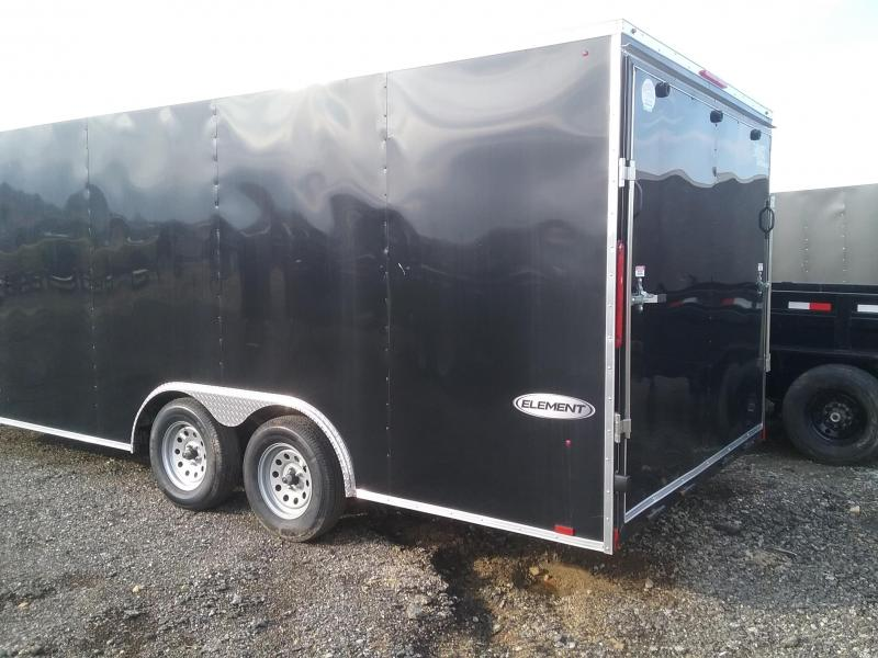 2018 Look Trailers EXLC85X20TE2SE Enclosed Cargo Trailer