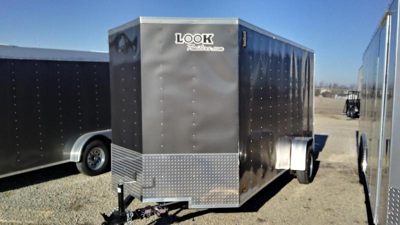 2017 Look Trailers 14 X 6 CARGO Enclosed Cargo Trailer