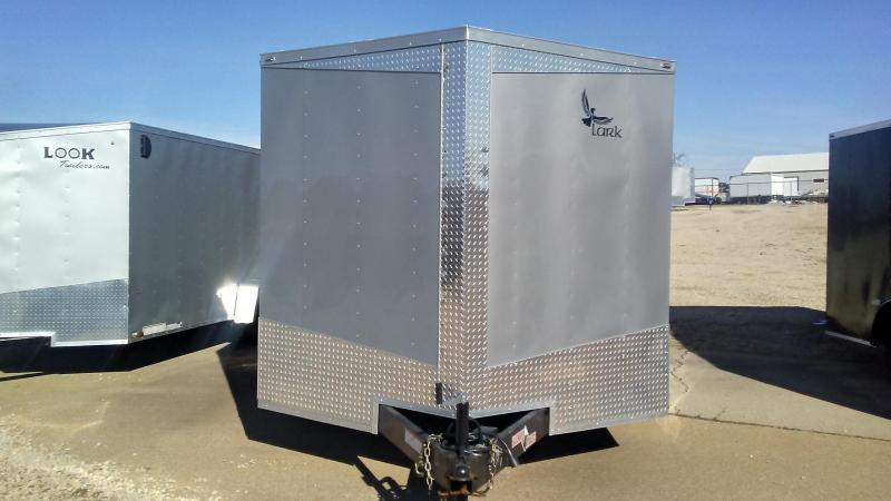 2017 Lark 20 X 8.5 CARGO Enclosed Cargo Trailer