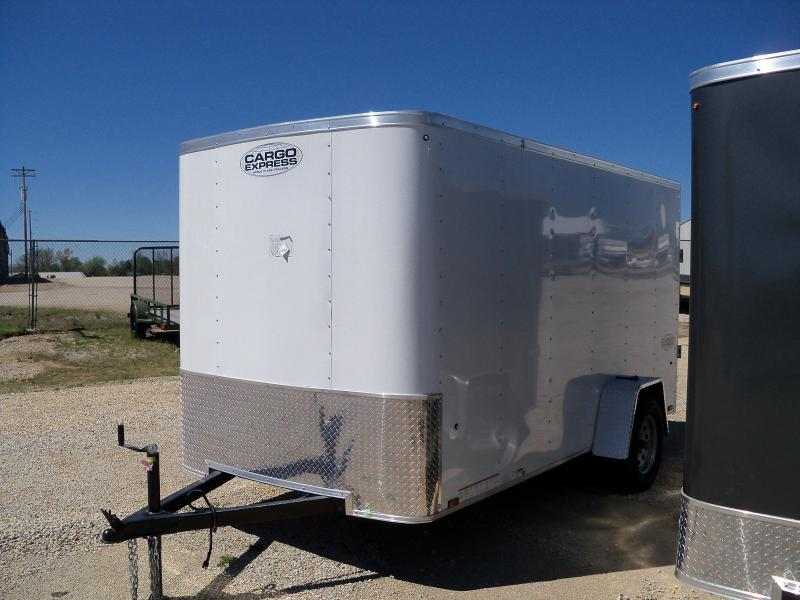 2018 Cargo Express Ex 6 Wide Single Cargo Cargo / Enclosed Trailer