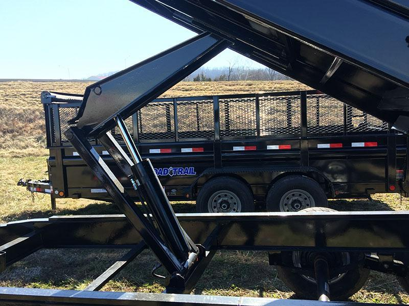 Load Trail PX22 Hurricane 22K Dump Trailer