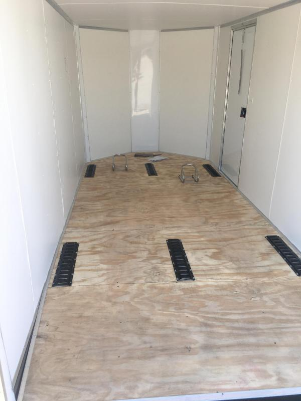 2017 Look Trailers 14 X 7 CARGO Enclosed Cargo Trailer