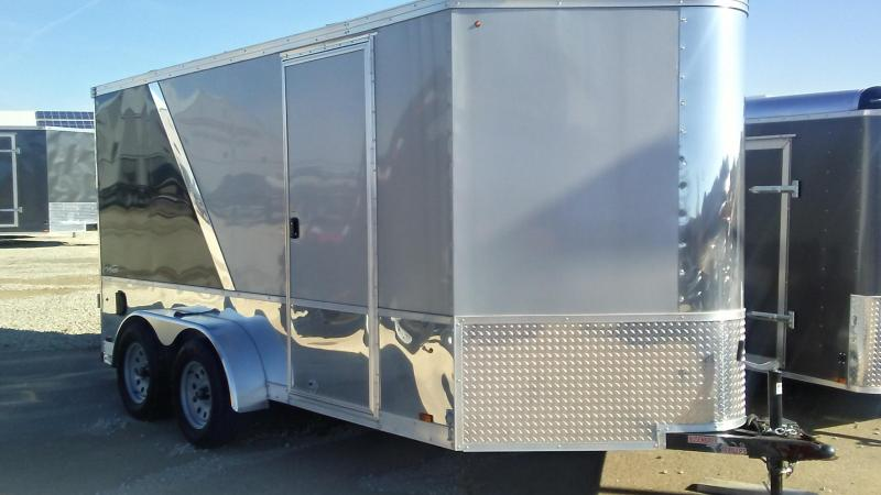 2017 Look Trailers 14 X 7 CARGO Enclosed Cargo Trailer