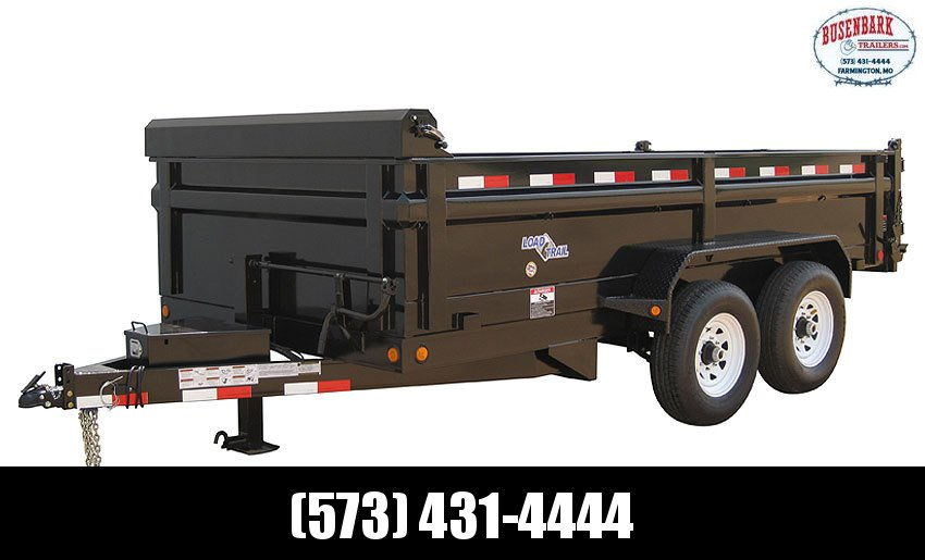 All Inventory | Busenbark Trailers | Load Trail Flatbed Trailers in