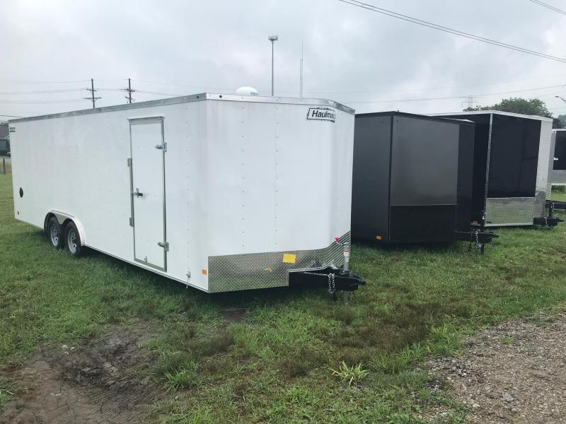 8'-Wide Enclosed Car Hauler OVERSTOCK SALE! *24ft Models Under $6000!*