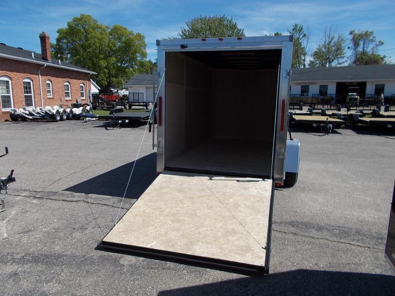 6x10 USA Model w/ Ramp Door
