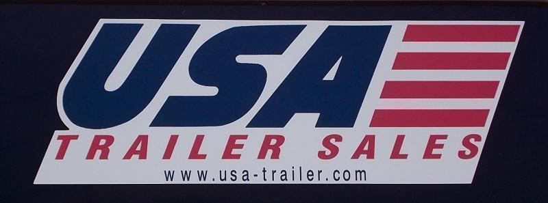 8.5x22 Snowmobile Trailer - All Aluminum with Torsion Axles